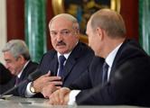 Лукашенко обсудил с Путиным «весь узел проблем»