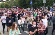 В Бресте продолжается Марш единства