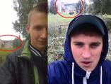 Кричевские подростки делают «селфи» на фоне обрушившейся гимназии