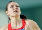 Алина Талай - лучшая в беге на дистанции 60 метров с барьерами