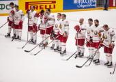 Сборная Беларуси по хоккею проиграла шестой матч подряд на ЧМ-2018