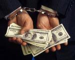 За получение крупной взятки задержан крупный чиновник