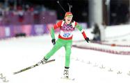 Домрачева показала худший результат скорострельности среди всех 58 участниц