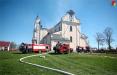 «Все в саже, золе, углях»: как началось восстановление костела в Будславе