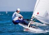 Белорусская яхтсменка выиграла этап Кубка мира