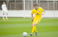 Защитник БАТЭ дебютировал в высшей лиге в 16 лет