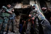 Российские военные опровергли сдачу Абу-Камаля боевикам ИГ