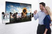 Телевизоры Samsung научат подчиняться пальцам