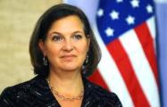 Нуланд: США сохранят санкции против России до выполнения Минска-2