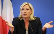 Ле Пен временно покидает пост главы «Национального фронта»