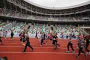 Более 1000 минчан пробежали по стадиону «Динамо» в помощь детям