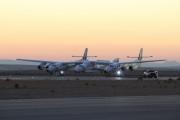 В США потерпел крушение частный космический корабль SpaceShipTwo