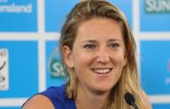 Виктория Азаренко не успела доиграть свой первый после возвращения матч