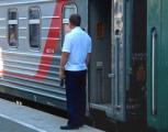 Под вагонами поезда из Киева нашли контрабанду на миллиард рублей