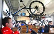 В Беларуси запретили перевозить велосипеды в электричках