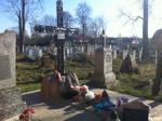 Акция памяти повстанцев Калиновского прошла в Свислочи