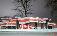 Партизаны Дзержинска вышли на вечернюю акцию протеста
