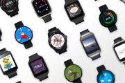 Умные часы на Android Wear получат десятки тематических циферблатов
