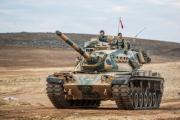 Сирийская армия начала занимать позиции между курдами и турецкой армией