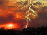 В Польше четверо туристов погибли от удара молнии