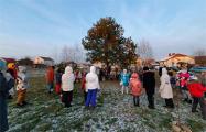 В Гродно милиция искала протестующих на детском новогоднем празднике
