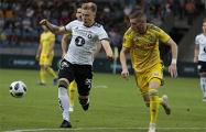 Лига чемпионов: После первого тайма БАТЭ и «Русенборг» играют вничью