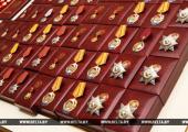 Александр Лукашенко наградил 89 человек