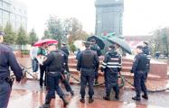 Участники «бессрочного протеста» в Москве продержались семь дней