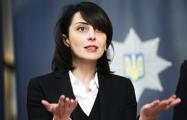 Глава Нацполиции Украины подала в отставку