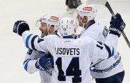 Минское «Динамо» выиграло по буллитам у «Йокерита»