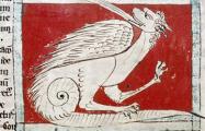 Найдено древнейшее изображение сверхъестественных существ
