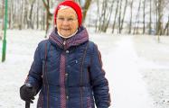 90-летняя белоруска: Дома ни одной таблетки нет