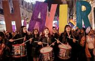 The Washington Post: Семь величайших протестов, которые возглавили женщины