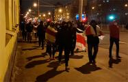 Зеленый Луг и Орловка сегодня вечером вышли на марш