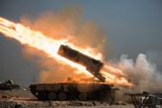 Иран нанес ракетный удар по базам боевиков в восточной Сирии