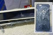 У женщины из Гонконга взорвался iPhone 6Plus