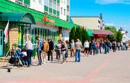 Фотофакт: «Стоп таракан» в Сморгони