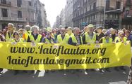 В Испании прошли митинги за повышение пенсий