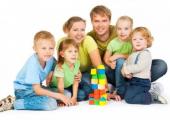 95,5 тысяч многодетных семей зарегистрировано в Беларуси