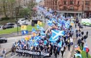 Десятки тысяч человек в Глазго потребовали независимости Шотландии