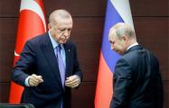 Путин и Эрдоган договорились о прекращении огня в Сирии