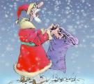 У белорусского Деда Мороза проснулся талант бизнесмена