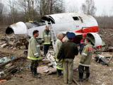 На месте катастрофы самолета Качиньского нашли следы взрывчатки