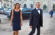 Президент Эстонии женится на сотруднице минобороны Латвии