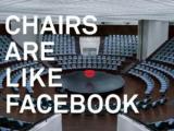 Соцсеть Facebook сравнила себя со стулом