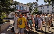 Противники аккумуляторного завода в Бресте вновь вышли на площадь