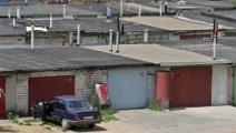«Невзрачные» гаражи вдоль МКАД прикроют кустами