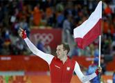 Польский конькобежец завоевал «золото» на Олимпиаде