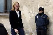 Испанскую принцессу допросили в суде