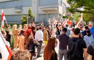 Завтра возле посольства Беларуси в Варшаве состоится пикет солидарности